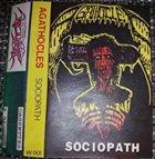 AGATHOCLES Sociopath album cover