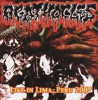 AGATHOCLES Live in Lima, Peru 2007 album cover