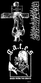 AGATHOCLES Male Supremacist Dick / Back from the Grave album cover