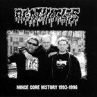 AGATHOCLES Mince Core History 1993-1996 album cover