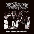 AGATHOCLES Mince Core History 1996-1997 album cover
