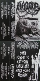 AGATHOCLES Mincecore Provocateur / Don't Forget to Eat Your Lunch and Make Some Trouble album cover