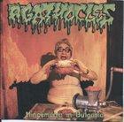 AGATHOCLES Mincemania in Bulgaria album cover