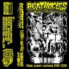 AGATHOCLES More Angry Anthems 1985-2015 album cover