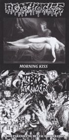 AGATHOCLES Morning Kiss / From Paranoia to Mental Obliteration album cover