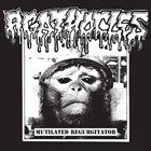 AGATHOCLES Mutilated Regurgitator album cover