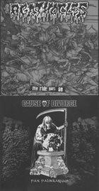 AGATHOCLES My Ride Goes On / Pax Palinkarium album cover
