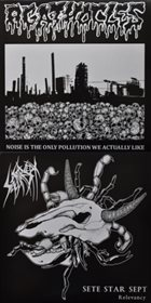 AGATHOCLES Noise Is the Only Pollution We Actually Like / Relevancy album cover