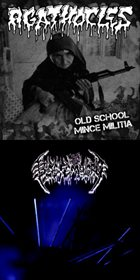 AGATHOCLES Old School Mince Mania / Wekufe album cover