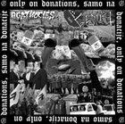 AGATHOCLES Only on Donations / Samo na donacije album cover