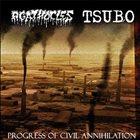 AGATHOCLES Progress of Civil Annihilation album cover