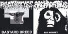 AGATHOCLES Sad Monkey / Bastard Breed album cover