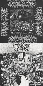 AGATHOCLES Slaves for All Days / Miséria Global album cover