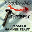 AGATHOCLES Smashed Hammer Feast album cover