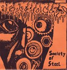 AGATHOCLES Society of Steel / Fuck Your Values album cover