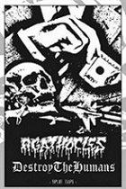 AGATHOCLES Split Tape (Agathocles / DestroyTheHumans) album cover