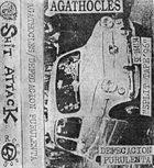 AGATHOCLES Split Tape'96 album cover