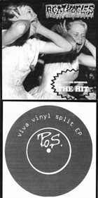 AGATHOCLES The Hit / Viva Vinyl Split EP album cover