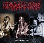 AGATHOCLES The LP's 1989-1993 album cover