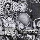 AGATHOCLES The Right to Die album cover