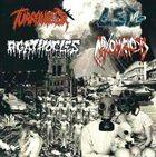 AGATHOCLES Turronizer / LSD Mossel / Agathocles / Mixomatosis album cover