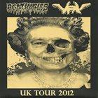 AGATHOCLES UK Tour 2012 album cover