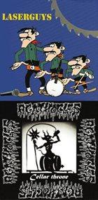 AGATHOCLES Untitled / Cellar Throne album cover