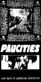 AGATHOCLES Untitled / New Wave of American Mincecore album cover