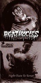 AGATHOCLES Untitled / Night-Train to Terror album cover