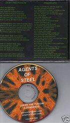 AGENT STEEL Agents of Steel 1998 demo album cover