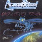 AGENT STEEL Mad Locust Rising album cover