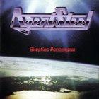 AGENT STEEL Skeptics Apocalypse album cover