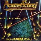 AGENT STEEL Unstoppable Force Album Cover