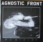 AGNOSTIC FRONT Por Vida album cover
