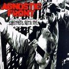AGNOSTIC FRONT Something's Gotta Give album cover