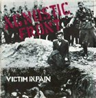 AGNOSTIC FRONT Victim in Pain album cover