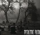 AGONIA BLACKVOMIT Operazione Paura album cover
