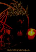 AGONIA BLACKVOMIT Rites of Unholy Seed album cover