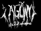 AGONY (WI) Sickle And Hammer album cover