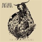 AKÛMA For The Beloved Bones album cover