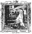ALEGIONNAIRE Demos album cover