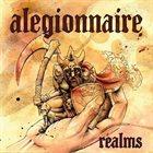 ALEGIONNAIRE Realms album cover