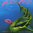 ALEX MASI Attack of the Neon Shark album cover