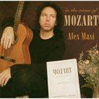 ALEX MASI In the Name of Mozart album cover
