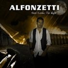 ALFONZETTI Here Comes The Night album cover