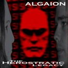 ALGAION The Herostratic Legacy album cover