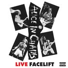 ALICE IN CHAINS Live Facelift album cover