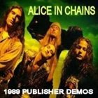 ALICE IN CHAINS Publisher Demos album cover