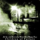 ALL THE COLD Children of Failure album cover