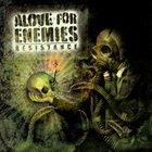 ALOVE FOR ENEMIES Resistance album cover